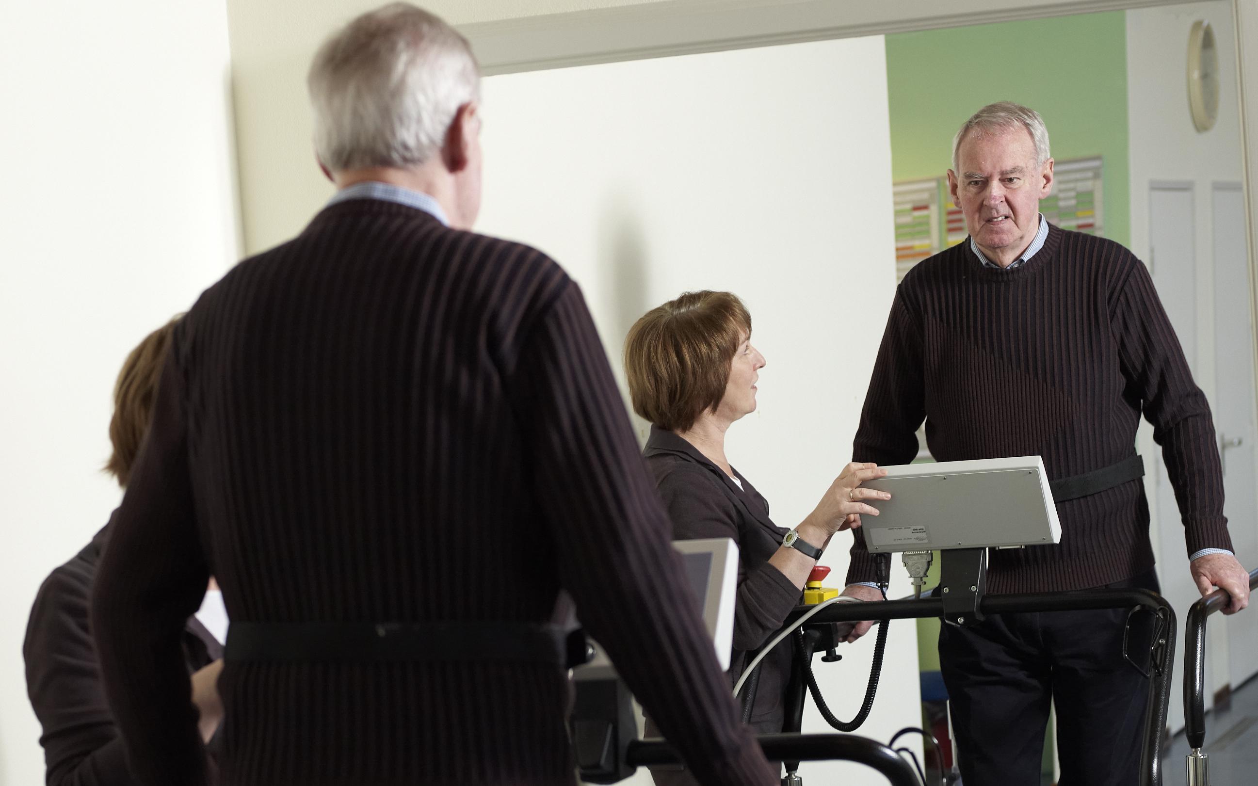 COPD training voor betere conditie