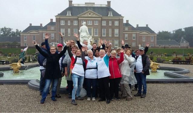 Foto van deelnemers nationale diabetes challenge
